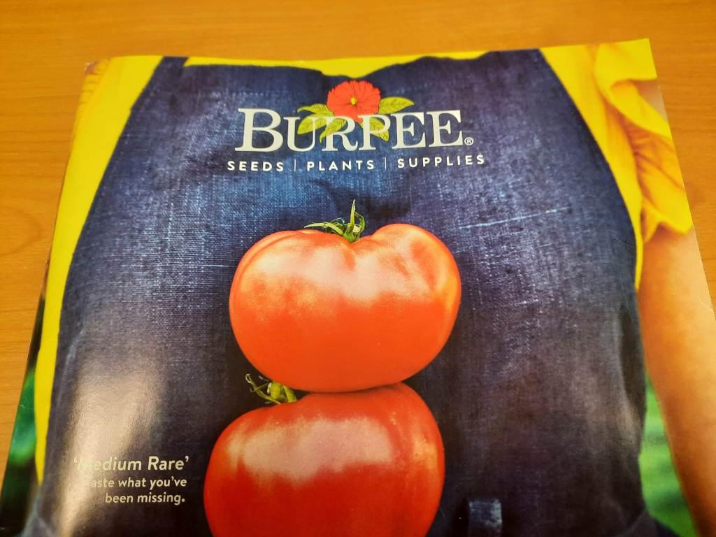 2021 Burpee Seed Catalog