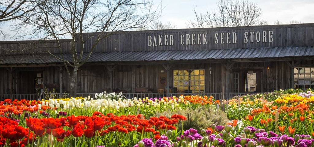 Baker Creek Seed Store